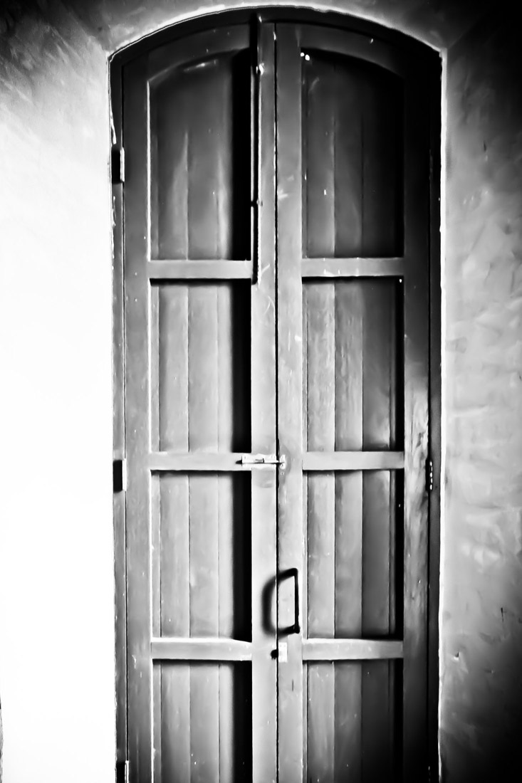 The Door - Inside the Lighthouse