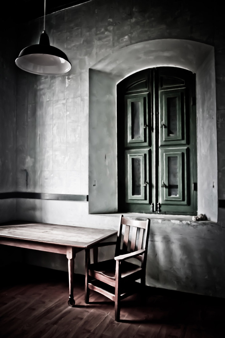 The study - Inside the Lighthouse